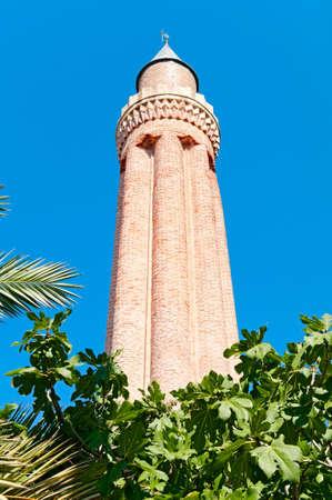 minaret: minaret Stock Photo