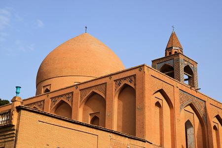 esfahan: Vank Cathedral, Jolfa, Esfahan, Iran