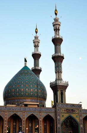 mohammad: Seyed Mohammad Shrineemamzadeh, Khomeini Shahr, Iran Stock Photo