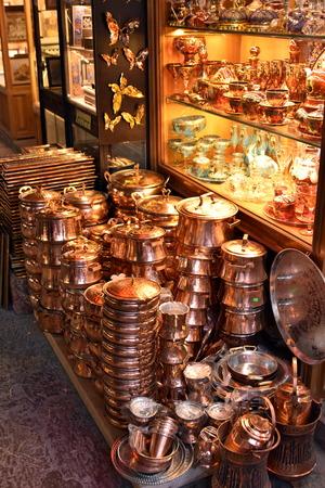 isfahan: Handicraft made in Esfahan, Isfahan Grand Bazaar, Naqsh-e Jahan Square, esfahan, Iran
