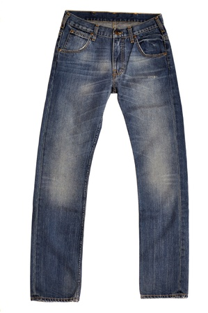 nit: jeans Stock Photo