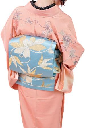 Japanese kimono girl: Kimono Nhật Bản