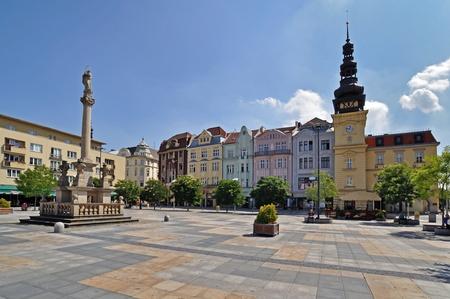 r�publique  tch�que: Ostrava, R�publique tch�que Banque d'images