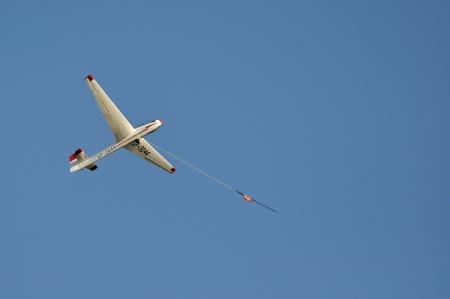 land slide: Glider