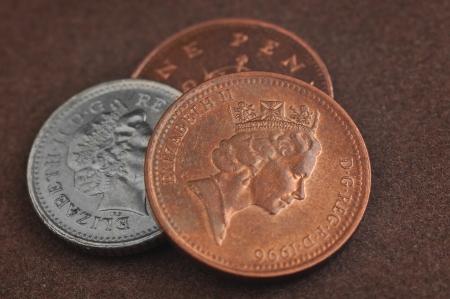 numismatics: 1 Penny - Elizabeth II Queen