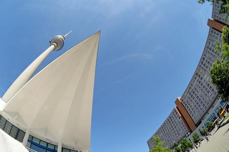 tv tower: Berlin TV Tower