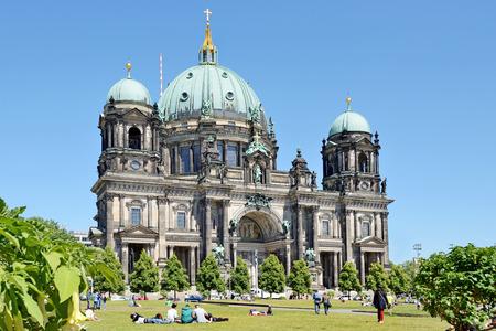 dom: Berliner Dom, Berlin, Allemagne