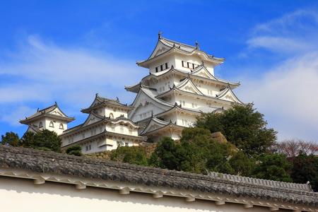 Hiemji Castle 写真素材