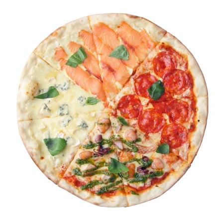 Pizza  Standard-Bild