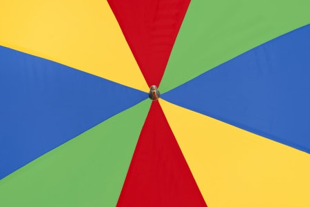 Colorful Umbrella Close up Background  photo