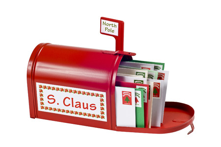 Mail For Santa Claus photo