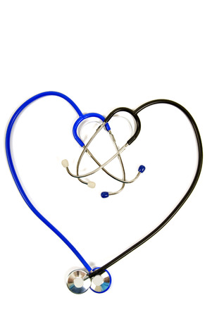 Be Good To Your Heart Stethoscopes In The Shape Of A Heart photo