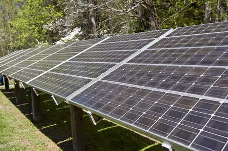array: Solar Energy Panel Array