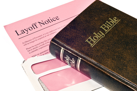 layoff: Layoff Notice Or \
