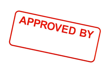 proved: APPROVED BY Stamped In Red