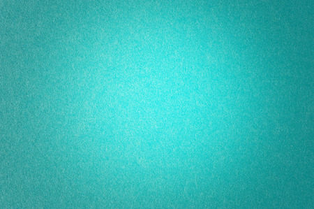 Teal Blue Textured Paper Background Archivio Fotografico