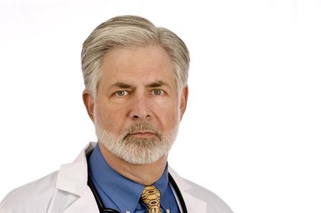 Experienced Doctor Reklamní fotografie