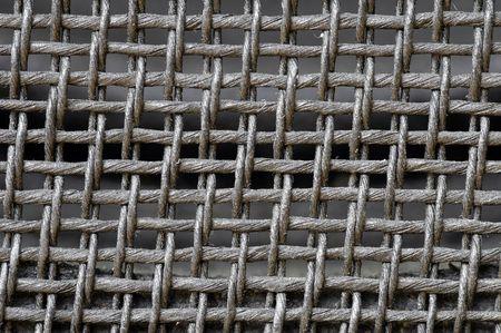 meshing: Fabric meshing.