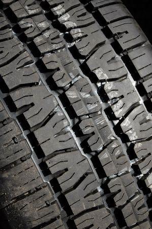 new tire tread Stock Photo - 961199