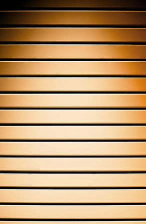 golden panel background with single spotlight effect photo