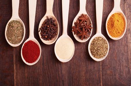 Spices Stock fotó - 28268425