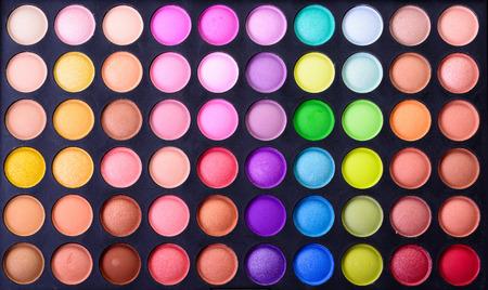 palet: Maquillaje paleta textura