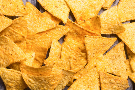 nacho chip: Snack for party , chips , nachos texture