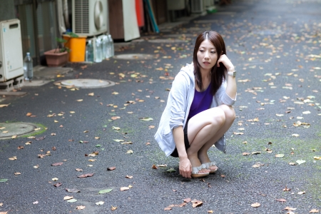 Japanese girl photo