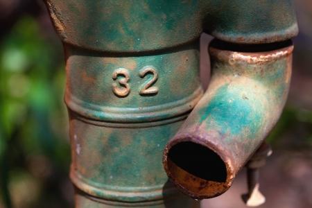 en suite: Pump well