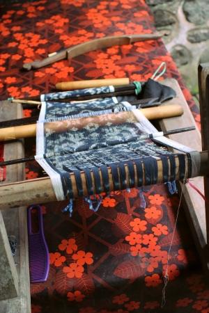 descendants: Double Ikat Indonesia  East Bali To~unganan