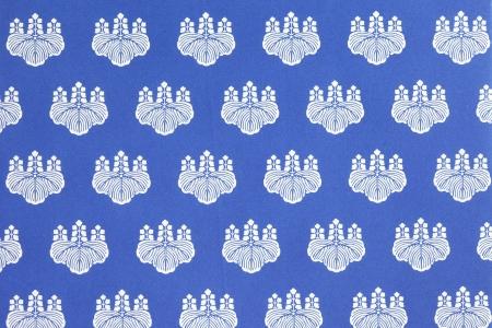 settled: Pattern Chiyogami Stock Photo
