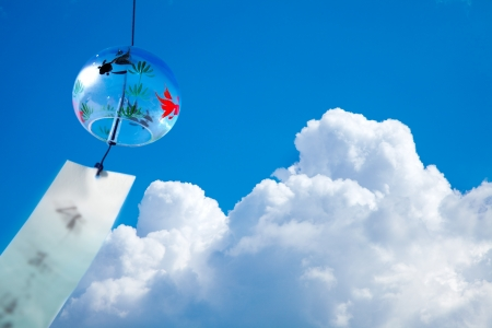 chimes: Thunderhead and wind chimes