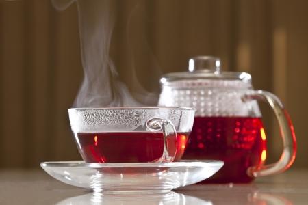 heatproof: Herbal tea