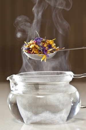 heatproof: I make a tea blend