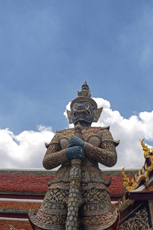 itinerant: Image of Temple of the Emerald Buddha