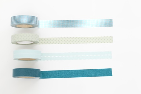 Masking tape four photo