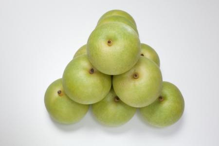 Twentieth century pear laden Stock Photo - 23274390