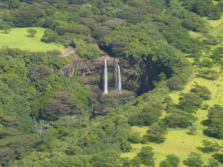 Wailua Falls Kauai photo