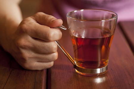 thirtys: Oolong Stock Photo