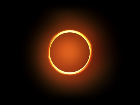 annular: Annular solar eclipse