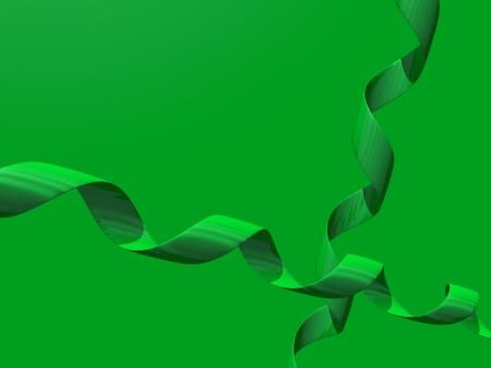 harmonizing: Ribbon Stock Photo