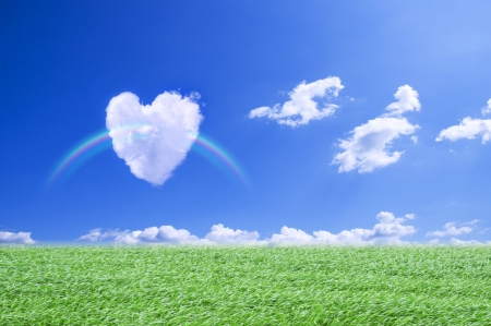 Clouds of Heart photo