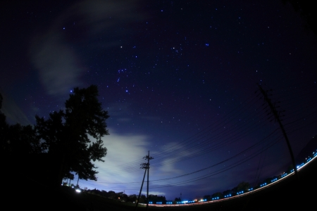 galactic: Night on the Galactic Railroad