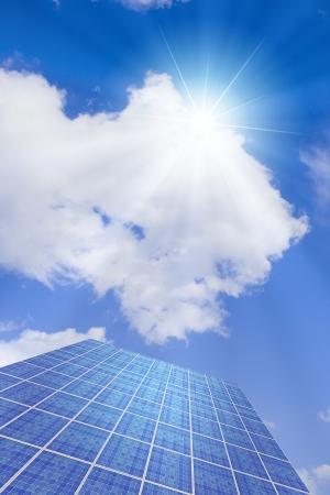 photovoltaics: Solar image