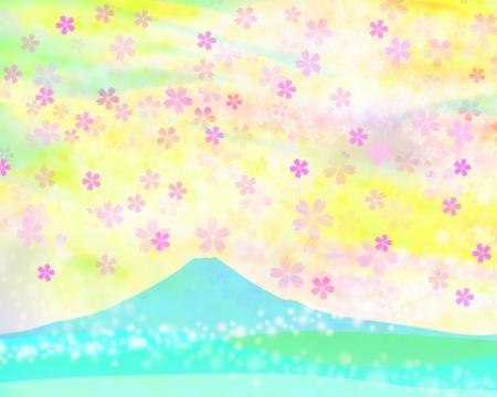 edifice: Fuji and Sakura