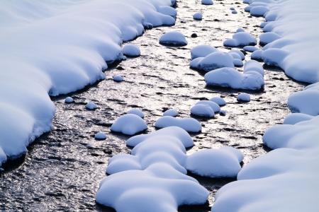 riverine: Flow of winter