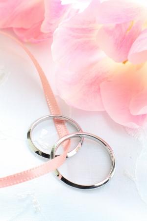 anillo de matrimonio: Anillo de bodas Foto de archivo