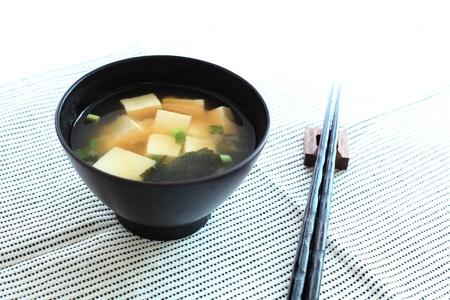Tofu miso Full juice photo