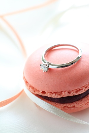engagement ring: Sweet engagement ring