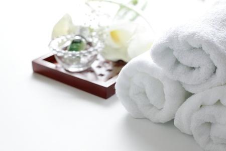 en suite: Towel